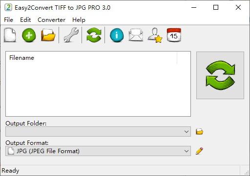 Easy2Convert TIFF to JPG PRO软件截图