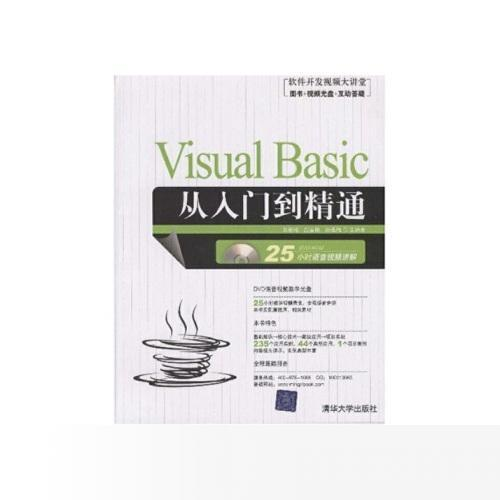 Visual Basic从入门到精通