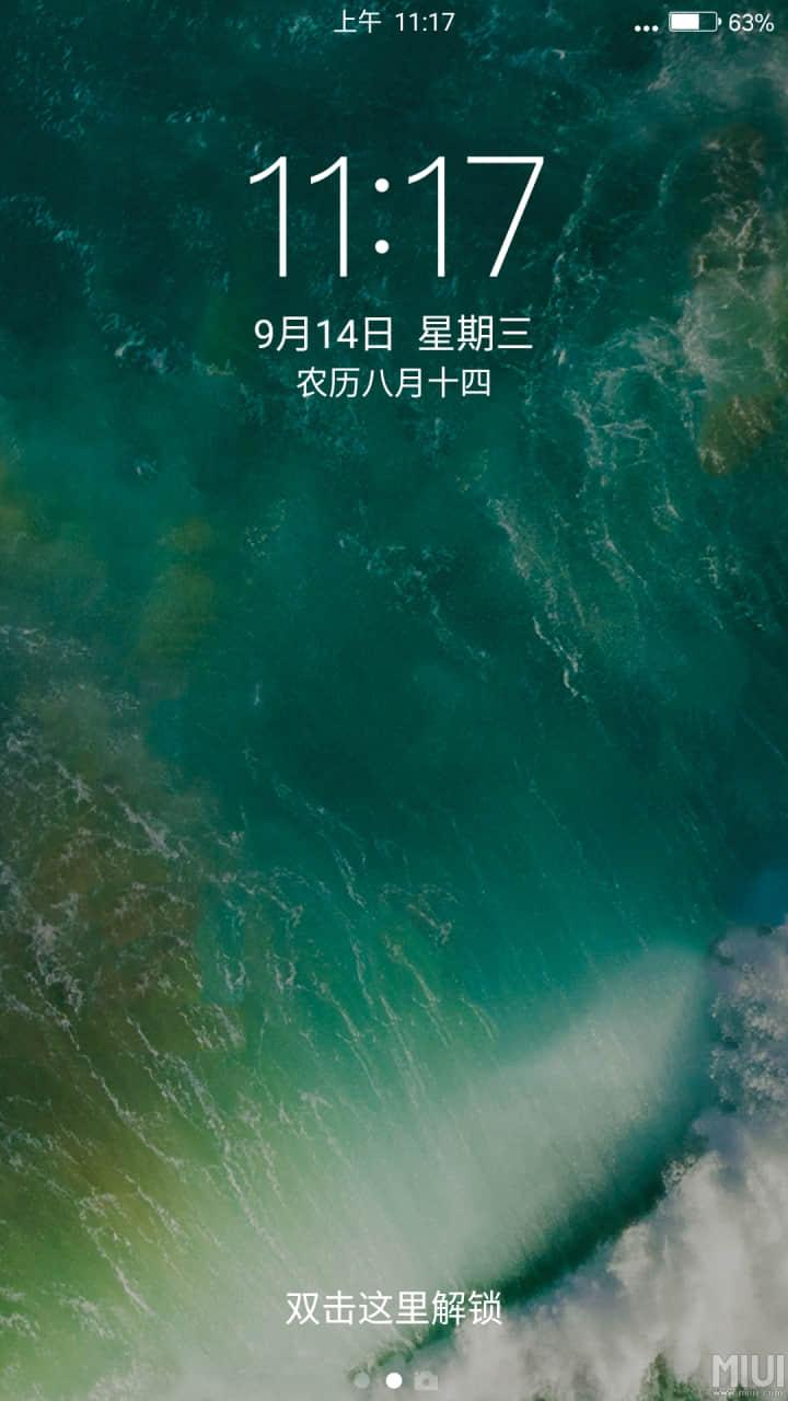 iOS10主题